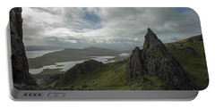 The Old Man Of Storr Portable Battery Charger