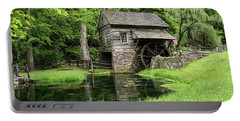 The Old Mill Portable Battery Charger
