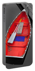The Old Red Lobster Boat  Portable Battery Charger