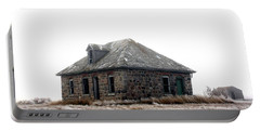 The Old Stone House Portable Battery Charger
