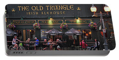 The Old Triangle Alehouse Portable Battery Charger
