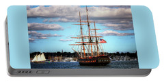 Tall Ship The Oliver Hazard Perry Portable Battery Charger
