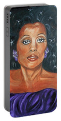 The One And Only Diana Ross Portable Battery Charger