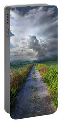 The Only Way In Portable Battery Charger by Phil Koch