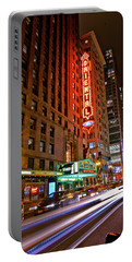 The Oriental Theater Chicago Portable Battery Charger