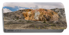 Portable Battery Charger featuring the photograph The Other Yellowstone by John M Bailey