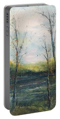 The Ouachita Portable Battery Charger by Robin Miller-Bookhout