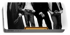 The Outlaws Collection Portable Battery Charger