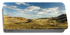 The Owyhee Desert Idaho Journey Landscape Photography By Kaylyn Franks  Portable Battery Charger