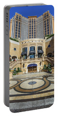 The Palazzo Casino Main Entrance Portable Battery Charger