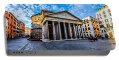 The Pantheon Rome Portable Battery Charger