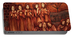 The Parable Of The Ten Virgins Portable Battery Charger