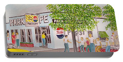 The Park Shoppe Portsmouth Ohio Portable Battery Charger