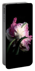 The Parrot Tulip Queen Of Spring Portable Battery Charger