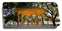 The Pavilion At Battery Park Charleston Sc  Portable Battery Charger