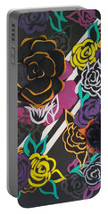 The Petals Of Prosperity Portable Battery Charger