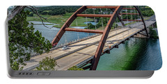 The Pennybacker Bridge Portable Battery Charger