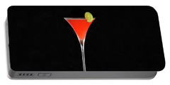 Portable Battery Charger featuring the photograph The Perfect Drink by David Lee Thompson