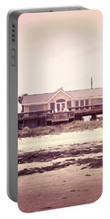 Portable Battery Charger featuring the photograph The Perfect Summer by Trish Mistric
