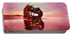 Peter Iredale Fantasy Portable Battery Charger
