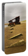 The Peter Iredale Portable Battery Charger