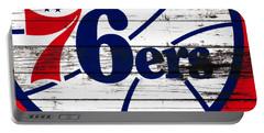 The Philadelphia 76ers 3e       Portable Battery Charger