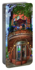 Portable Battery Charger featuring the photograph The Pickle Barrel Chattanooga Tn Art by Reid Callaway