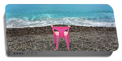 The Pink Chair Portable Battery Charger