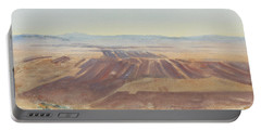 The Plains Of Nazareth Portable Battery Charger