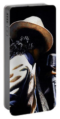 The Pop King Portable Battery Charger by Emerico Imre Toth