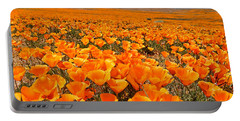 The Poppy Fields - Antelope Valley Portable Battery Charger
