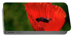 The Poppy Next Door Portable Battery Charger