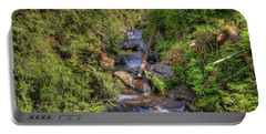 The Quinault Stream 2 Portable Battery Charger by Richard J Cassato