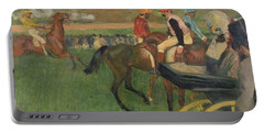 The Race Course Portable Battery Charger