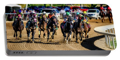 The Race Portable Battery Charger