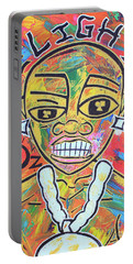 The Rappers Delight  Portable Battery Charger