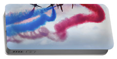 The Red Arrows Portable Battery Charger by Nichola Denny