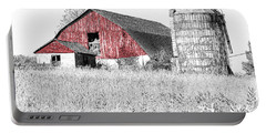 The Red Barn - Sketch 0004 Portable Battery Charger
