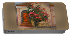 The Red Door - Catalina Island Portable Battery Charger