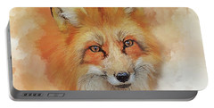 The Red Fox Portable Battery Charger by Brian Tarr