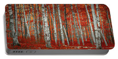 The Red Trees Portable Battery Charger