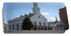 The Reformed Church Of Newtown- Portable Battery Charger