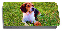 The Reserved Beagle Portable Battery Charger