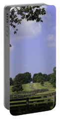 The Road To Lynchburg From Appomattox Virginia Portable Battery Charger