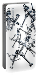 The Robot Dance Portable Battery Charger