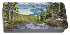 The Rockies Portable Battery Charger