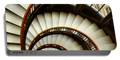 The Rookery Spiral Staircase Portable Battery Charger