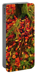 The Root Of Fall Portable Battery Charger