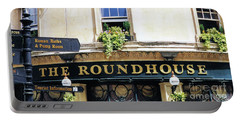 The Roundhouse Pub Bath England Portable Battery Charger