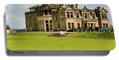 The Royal And Ancient Golf Club Of St Andrews Portable Battery Charger